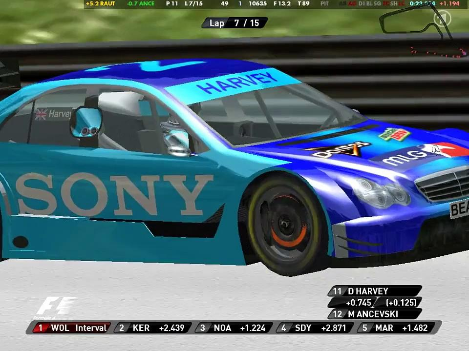 S2 A1 Ring - Race 3