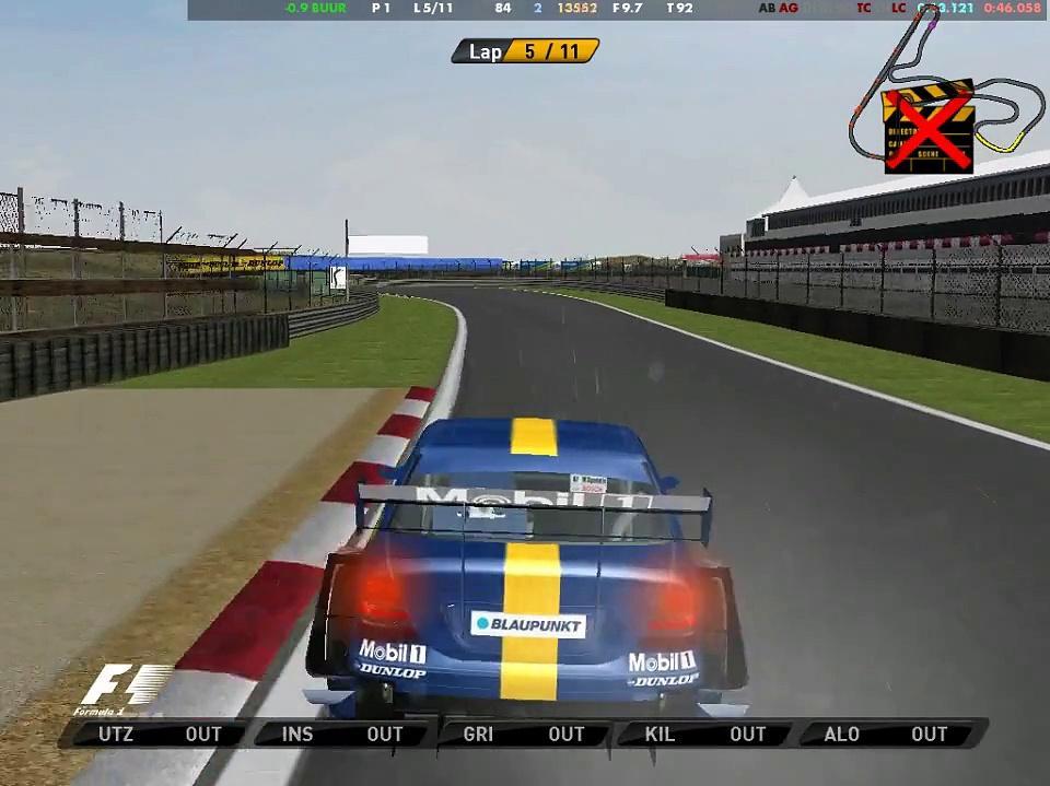 Zandvoort - Race 1