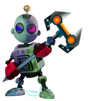 Ultimate Clank