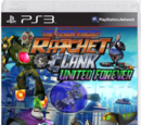 Ratchet & Clank Fusion: United Forever