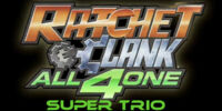 Ratchet & Clank: All 4 One Super Trio