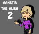Agnetia the Alien, Episode 2: A Monstrous Planet