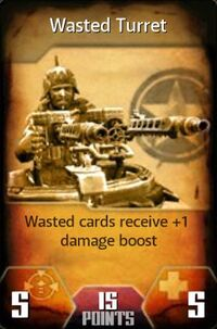Wasted Turret (Card)