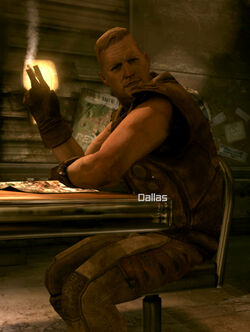 Rage Dallas prtr
