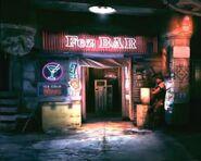 RAGE Fez Bar