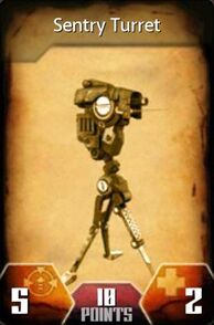 Sentry Turret (Card)