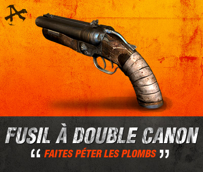 Fusil double canon wiki rage fandom powered by wikia - Comment changer les plombs ...