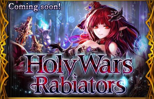 Holy Wars 20 - Rabiators
