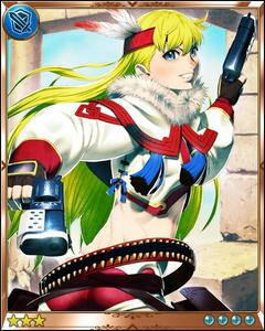 Lady Gunner+++