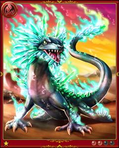 Fire Lizard+