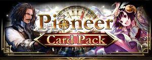 Pioneer Card Pack
