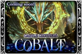 Castle Crushers Cobalt