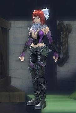 Assassin female
