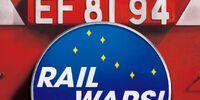 RAIL WARS! Original Soundtrack