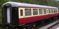 British Railways Mark 2 Coach