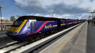 HST First Great Western 'Barbie' profile