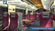 CrossCountry Class 220 WIP 1