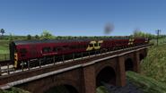 Class 158 Transpennine profile