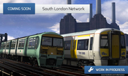 South London Network Class 456 and 375 BatterseaWIP