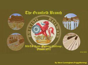 The Granfield Branch header