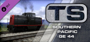 Southern Pacific GE 44 Loco Add-On Steam header