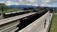 Somerset & Dorset Railway Evercreech Junction