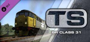 BR Class 31 Freight Loco Add-On Steam header