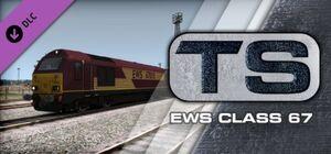 EWS Class 67 Loco Add-On Add-On Steam header