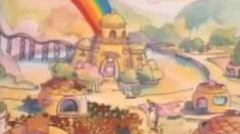 Rainbow Brite S01 E01 Peril In The Pits Season 1 Full Complete Episode 1 Bright 80's
