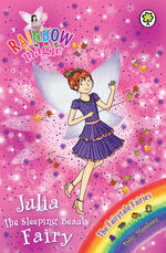 Julia sleeping beauty fairy