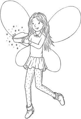 Becky illustration