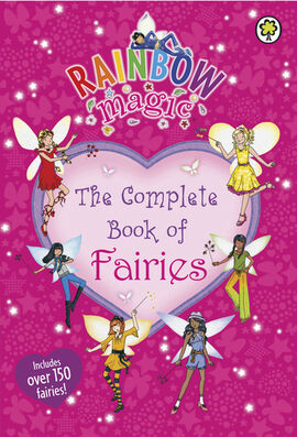 The complete book of fairies 1