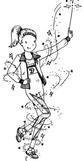 Olympia illustration