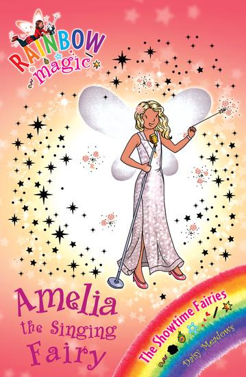 Amelia The Singing Fairy Rainbow Magic Wiki FANDOM