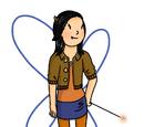 Maci-Lei the Moth Fairy