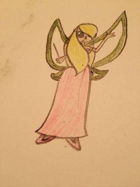 Caroline the Ball Fairy