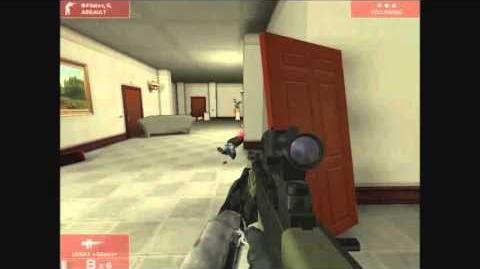 Tom Clancy's Rainbow Six 3 Athena Sword --Operation- Omega Shadow--