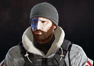 Buck Fleurdelisé