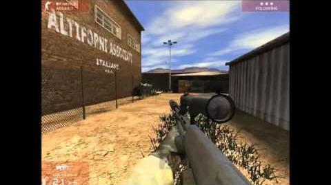 Tom Clancy's Rainbow Six 3 Athena Sword --Operation- Jasper Heart--