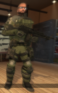Cyclone Combat Armor