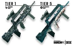 R6Siege Weapon Skins