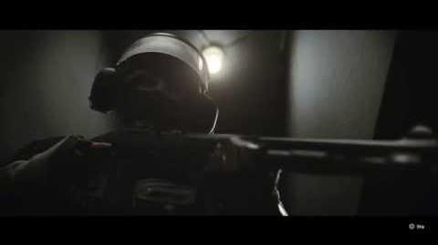 Rainbow Six Siege IQ Operator Video