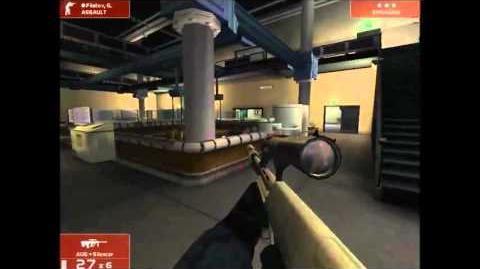 Tom Clancy's Rainbow Six Raven Shield Iron Wrath --Operation- Solo Furnace--