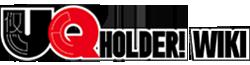 UQ Holder Wiki Wordmark