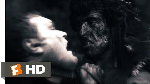 Rambo (5 12) Movie CLIP - Nightmares (2008) HD