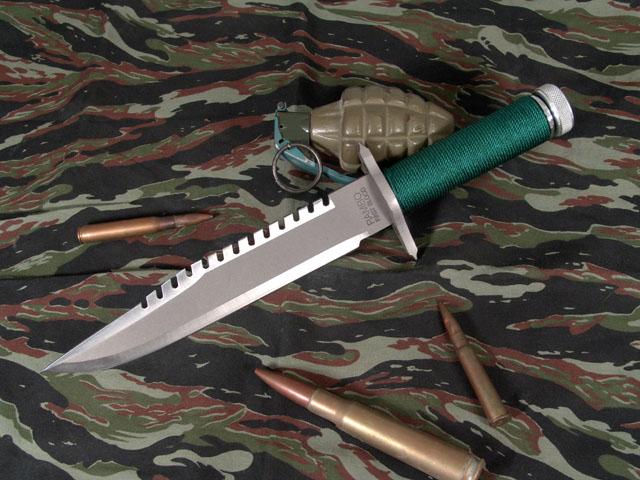 First Blood Survival Knife Rambo Wiki Fandom Powered