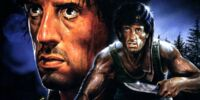 John Rambo on First Blood
