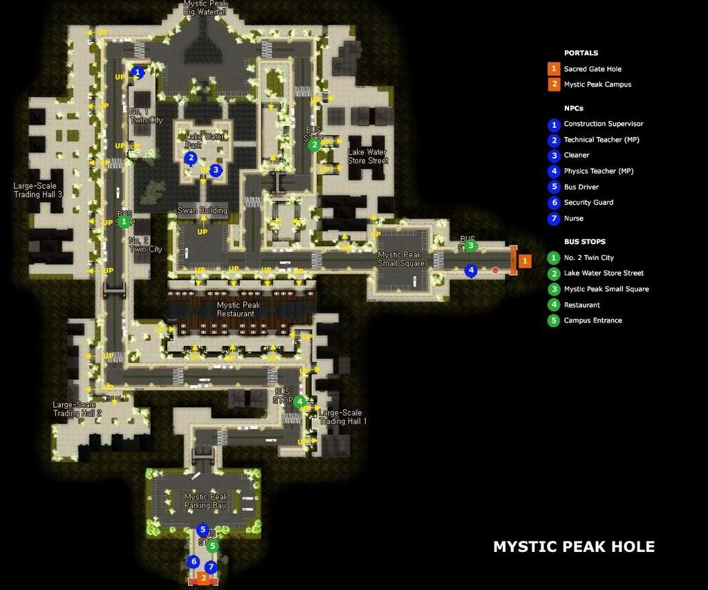 Mystic Peak Hole | RAN Samba Wiki | Fandom powered by Wikia
