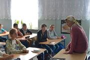 Solejukowa w szkole