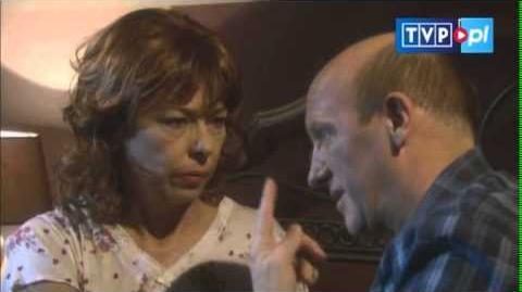 Ranczo - Straszny sen czerepacha - scena z odc. 78